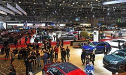 Geneva motor show cancelled because of the epidemic of the coronavirus