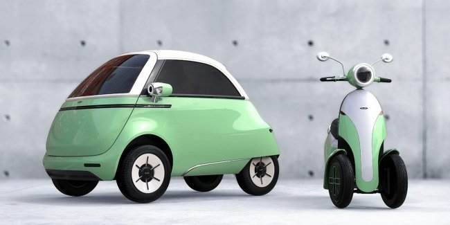 The reincarnation of the BMW Isetta will be a buggy for 12 thousand euros