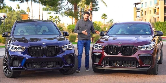The new BMW X5 M 2020 sounds impressive Audi RS Q8?!