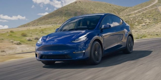 Tesla started shipping the first Model Y plant in California