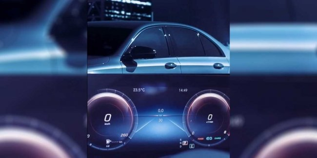 New video Mercedes-Benz showed the interior parts of the E-class