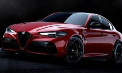 In the network appeared the official photos of the sedan Alfa Romeo Giulia GTA