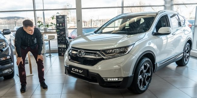 Chepachet: Honda CR-V prices dropped by almost 6 thousand dollars