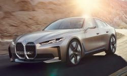 BMW introduced the rival Tesla Model 3 with a power reserve of 600 kilometers