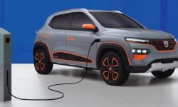 """""""Cheap and cheerful"""": Dacia revealed its first electric car"""
