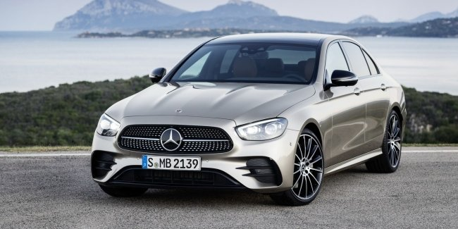 New Mercedes-Benz E-Class officially presented