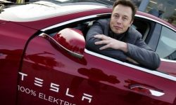 What kind of car was owned and owns Elon Musk