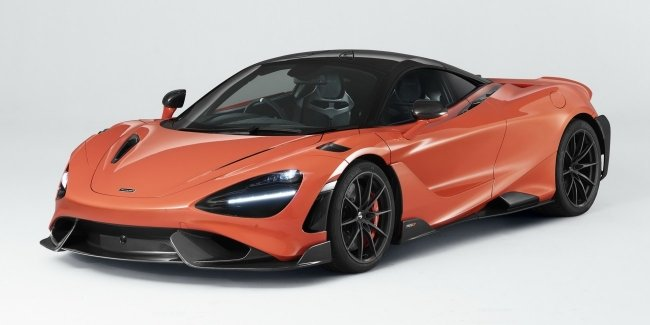 Supercar McLaren 720S made easier, more powerful and smarter