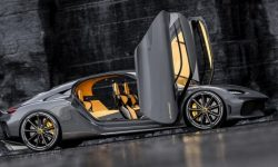 Koenigsegg presented a four-seater hypercar on 1724 power