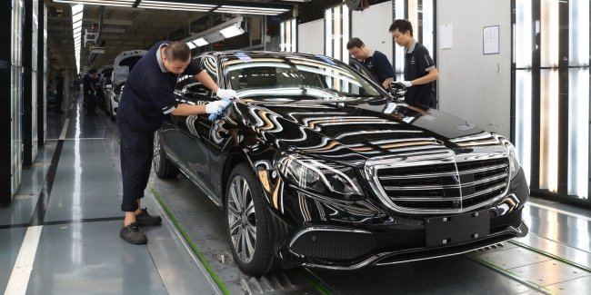 Mercedes decided to give up some of their platforms and engines