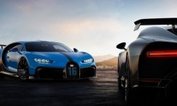 """Bugatti showed the """"most athletic"""" Chiron"""