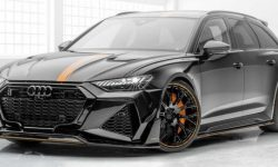 "Superuniversal Audi RS6 Avant ""dressed"" in carbon body"