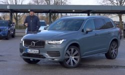 "Volvo XC90 B5 is now available in ""Mild hybrid"""