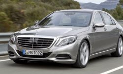 Mercedes-Benz will stop production of the S-Class
