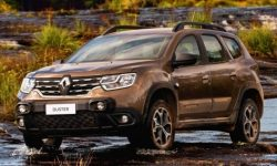 Renault has introduced a new generation Duster
