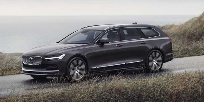 Became known the price of the new Volvo S90 and V90