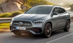 Became known the price of the new Mercedes-Benz GLA UK