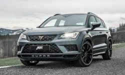 Crossover Cupra Ateca received a tuned version
