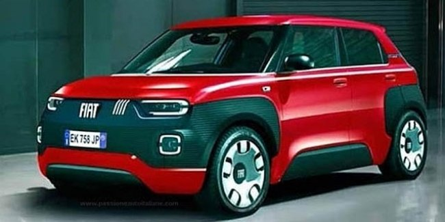 The concept of Fiat Centoventi is a serial and global