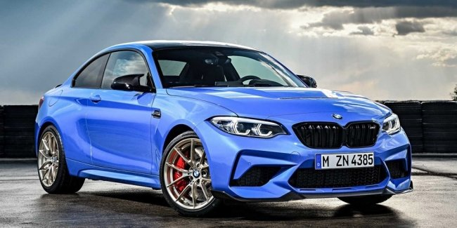 The BMW M2 Coupe will become the unit's power at 420 horses