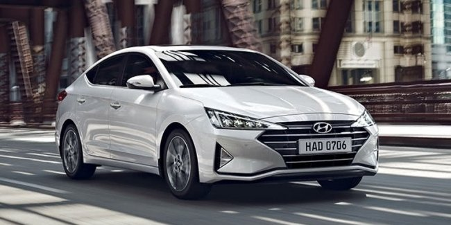 Record reduction of prices on a limited number of Hyundai Elantra