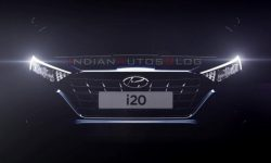 """Hyundai has released a new teaser for """"charged"""" hatchback i20"""
