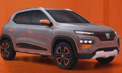 The French called price electric mini Renault Duster