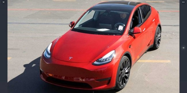 Deliveries of Tesla Model Y will begin six months earlier