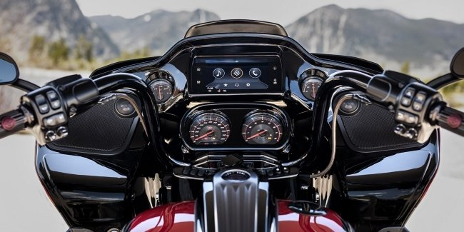 The Harley-Davidson motorcycles will get a system Android Auto