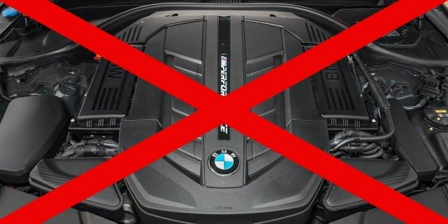 BMW in a year get rid of half of the models with internal combustion engines
