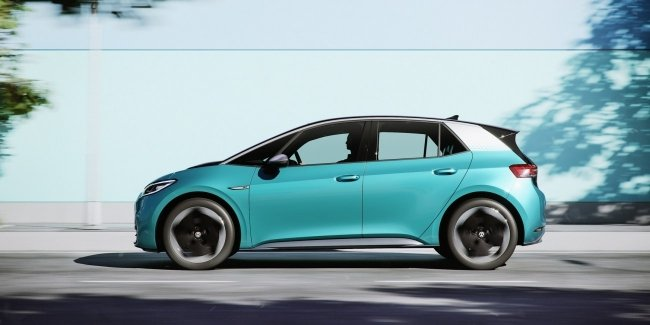 The first Volkswagen electric car will cost at the level of the Golf diesel