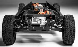 Manufacturer of electric cars Bollinger will sell the chassis separately from the machines