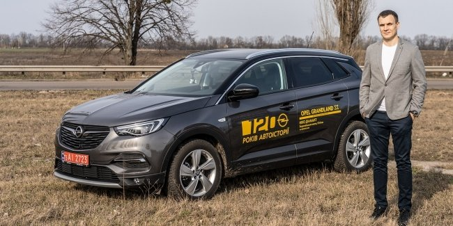 Chepachet: Opel GrandLand X was cheaper than the KIA Sportage?