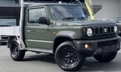 The Jimny from Suzuki has made fun pickup
