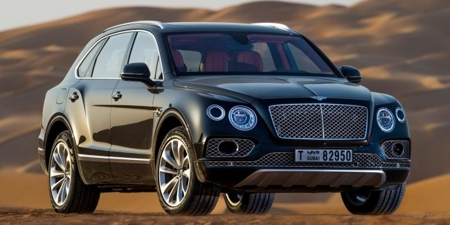 Bentley will replace the flagship sedan, the Mulsanne is a large crossover
