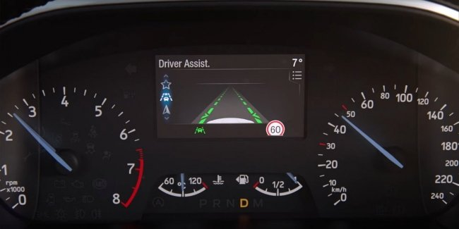 Ford has introduced a new driver assistance system