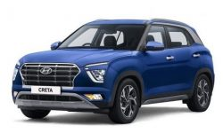 New Hyundai Creta: diesel or petrol to choose from, but only front-wheel drive