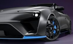 Presents a self-charging electric supercar Production-Spec RG Nathalie
