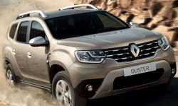 Renault updated the Duster crossover for the Indian market