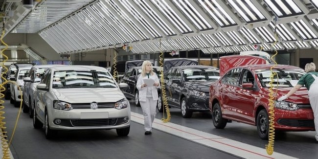Volkswagen will close a plant in Europe due to coronavirus