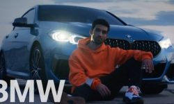 For BMW shot a new video in Kiev