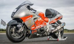 For sale Suzuki Hayabusa record