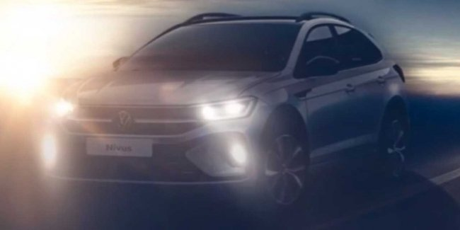 Volkswagen has teased a new teaser crossover Nivus