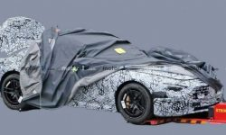 Will soon be a new Mercedes SL-Class