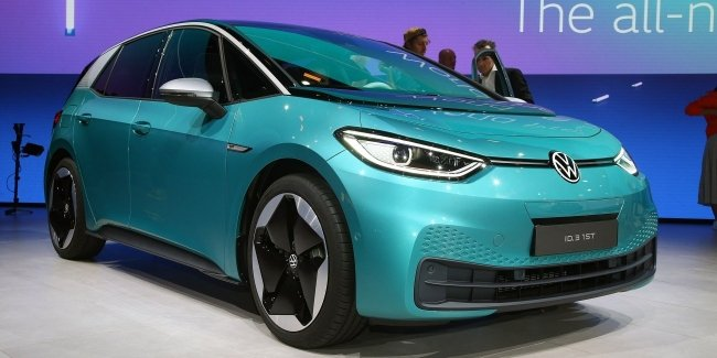 Volkswagen really wants to create only electric cars