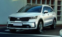 KIA have revealed details on the European version of the new generation Sorento