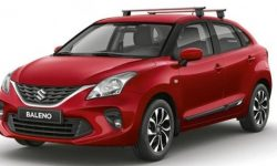 Suzuki Baleno hatchback has received the cross version