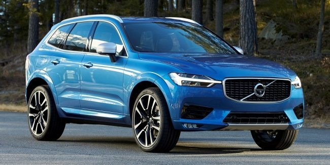 Volvo will recall more than 700 thousand cars from-for malfunctions of the automatic braking