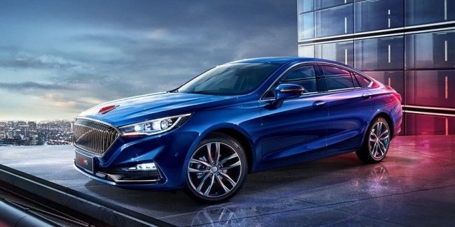 Chinese premium sedan based on the Mazda 6 got a new engine