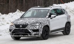 Updated SEAT Ateca will get a hybrid engine